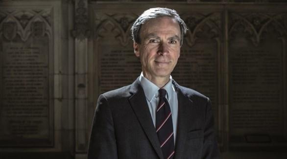 وزير الدولة البريطاني لشؤون الشرق الأوسط أندرو موريسون (أرِشيف)