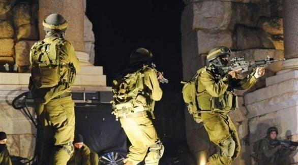 قوات الاحتلال تقتحم بلدة في الضفة الغربية (أرشيف)