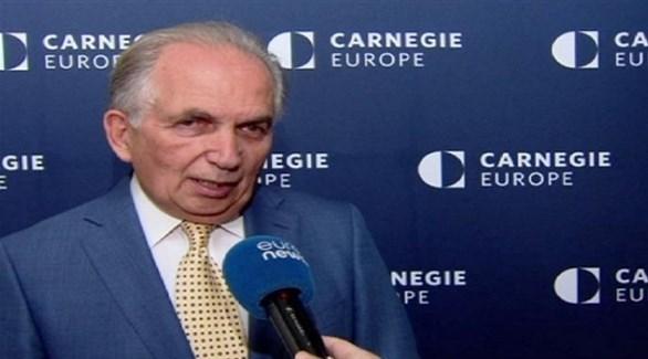 سفير الاتحاد الأوروبي السابق في أنقرة مارك بيريني (أرشيف)