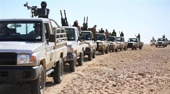 الجيش الوطني الليبي (أرشيف)