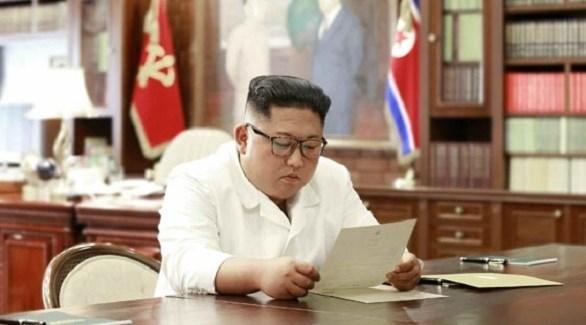 زعيم كوريا الشمالية كيم أون جونغ (وكالة أنباء كوريا الشمالية)