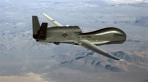 طائرة استطلاع أمريكية دون طيار (أرشيف)