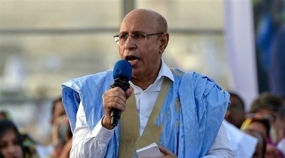الفائز بالانتخابات الرئاسية في موريتانيا محمد ولد الغزواني (أ ف ب)
