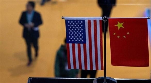 علما أمريكا والصين (أرشيف)