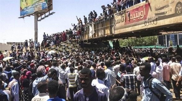 تظاهرات في الخرطوم (أرشيف)