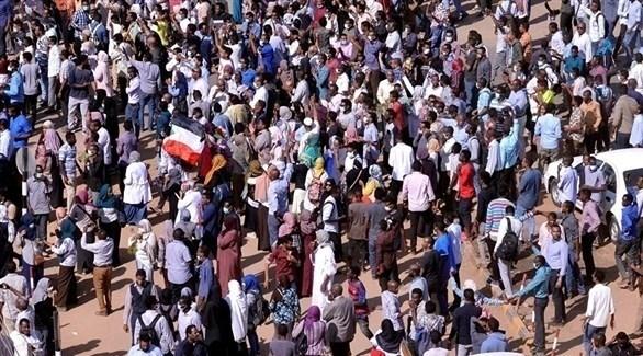 تظاهرات السودان (أرشيف)