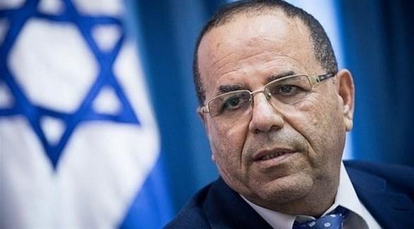 الوزير الإسرائيلي السابق الدرزي أيوب قرا (أرشيف)