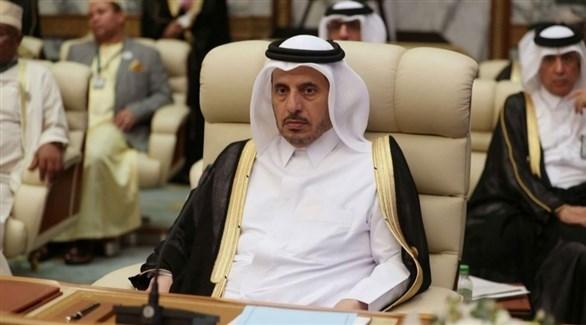 رئيس الوزراء القطري الشيخ محمد بن عبد الرحمن آل ثاني (أرشيف)