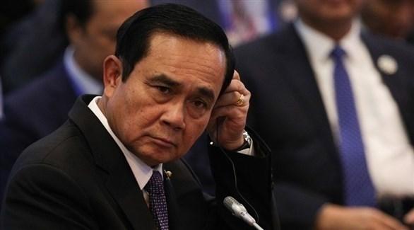 برايوت تشان أوتشا رئيس المجلس العسكري الحاكم في تايلاند (أرشيف)