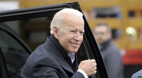 نائب الرئيس السابق والمرشح الديموقراطي جو بايدن (أرشيف)