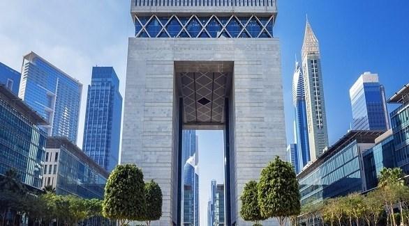مركز دبي المالي العالمي (أرشيف)