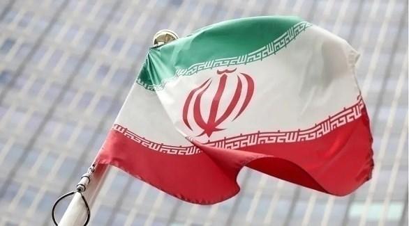 علم إيران (أرشيف)
