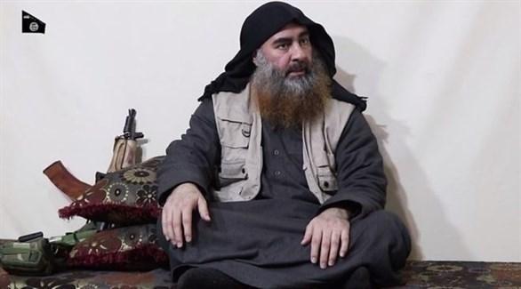 زعيم داعش أبو بكر البغدادي (أرشيف)