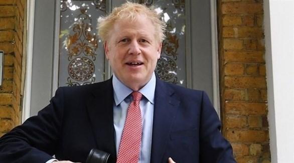 المرشح للفوز برئاسة الوزراء في بريطانيا بوريس جونسون (أرشيف)