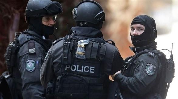 عناصر الشرطة الأسترالية (أرشيف)