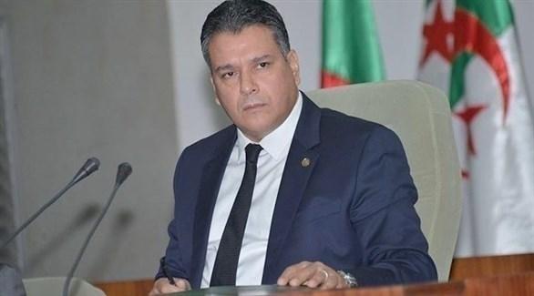 رئيس البرلمان الجزائري معاذ بوشارب (أرشيف)