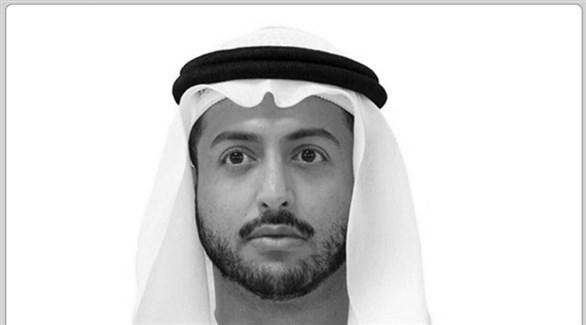 الشيخ خالد بن سلطان بن محمد القاسمي نجل حاكم الشارقة (تويتر)