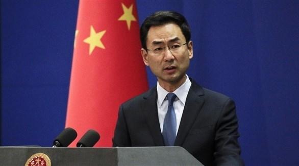 المتحدث باسم وزارة الخارجية الصينية غينغ شوانغ (أرشيف)