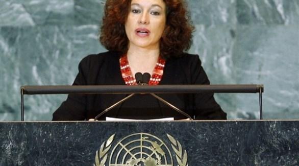 رئيسة الجمعية العامة للأمم المتحدة (أرشيف)