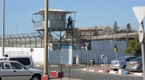 سجن الدامون الإسرائيلي (أرشيف)