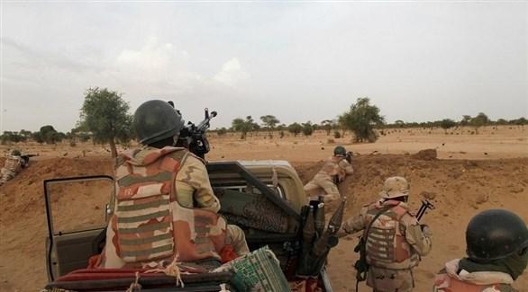 دورية عسكرية للجيش في شمال النيجر (أرشيف)