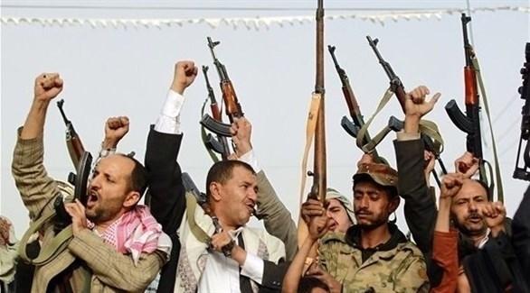 مسلحون من جماعة الإخوان في اليمن (أرشيف)