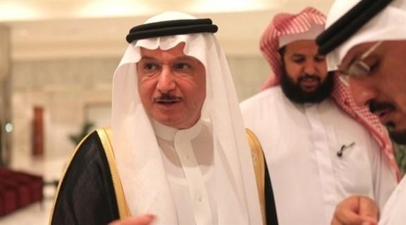 الأمين العام لمنظمة التعاون الإسلامي يوسف بن أحمد العثيمين (أرشيف)