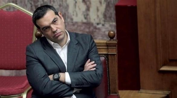 رئيس الوزراء اليوناني ألكسيس تسيبراس (أرشيف)