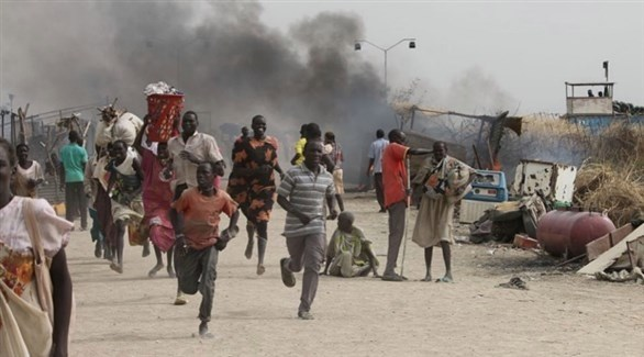 أعمال عنف في جنوب السودان (أرشيف)
