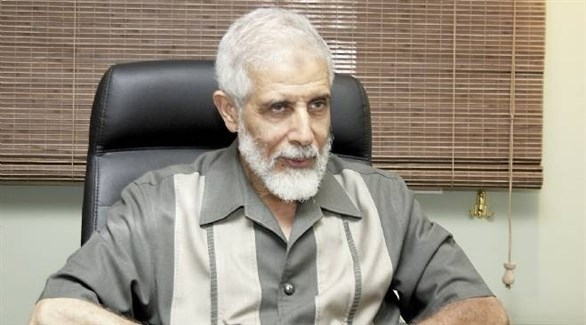 القائم بأعمال مرشد الإخوان محمود عزت (أرشيف)