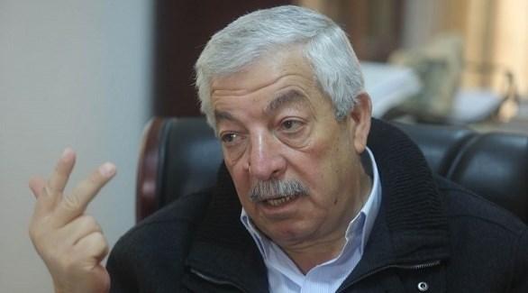 نائب رئيس حركة فتح وعضو لجنتها المركزية محمود العالول (أرشيف)