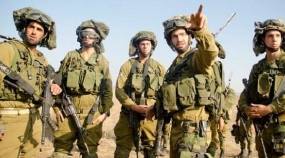 عناصر الجيش الإسرائيلي (أرشيف)