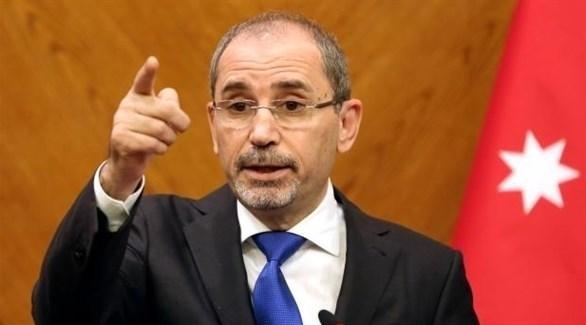 وزير الخارجية وشؤون المغتربين الأردني أيمن الصفدي (أرشيف)