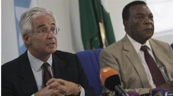 مبعوث الاتحاد الأوروبي للقرن الأفريقي ألكسندر روندوس (أرشيف)