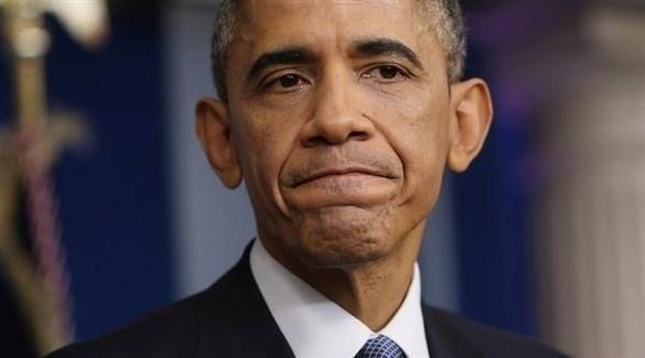 الرئيس الأمريكي السابق باراك أوباما (أرشيفية)