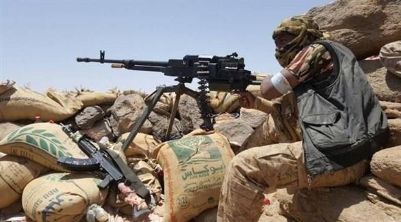 جندي يمني في نقطة رصد عسكرية (أرشيف)