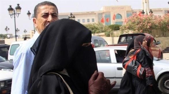 النقاب في تونس (أرشيف)