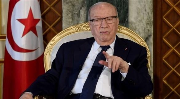 الرئيس التونسي الباجي قايد السبسي (أرشيف)