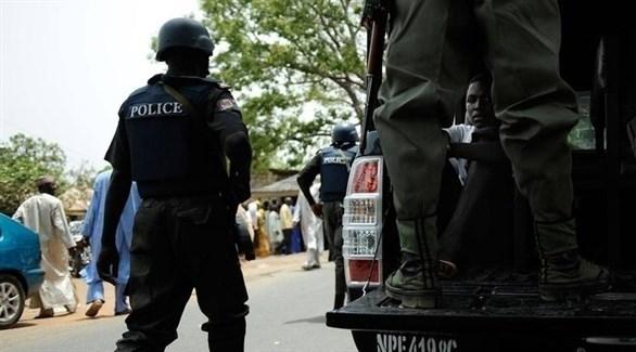 الشرطة النيجيرية (أرشيف)