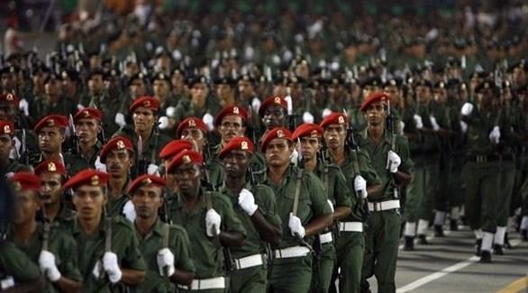 مجندون في الجيش الليبي (أرشيف)