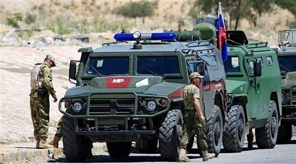 قوات روسية في سوريا (رويترز)