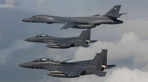 طائرات حربية تابعة للقوات الأفغانية (أرشيف)