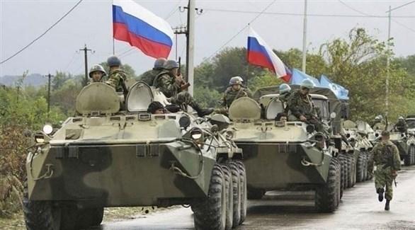 قوات روسية تجري تدريبات لوجستية في القرم (أوكرانيا برس)