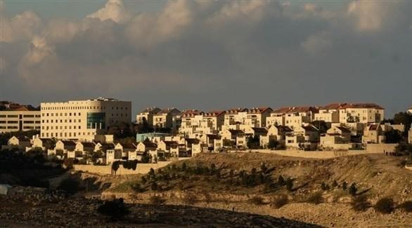 مستوطنات إسرائيلية في الضفة الغربية (أرشيف)
