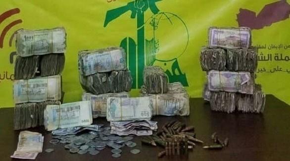 أموال جمعتها ميليشيات الحوثي لصالح حزب الله اللبناني (أرشيف9