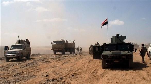 آليات عسكرية للجيش اليمني (أرشيف)