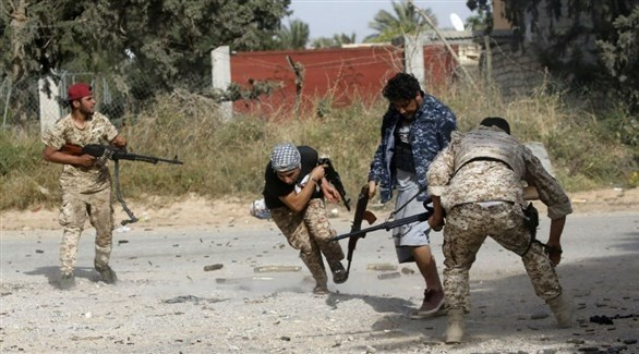 اشتباكات في طرابلس (أرشيف)