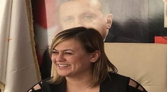 عضوة حزب العدالة والتنمية التركية المقالة نسليهان أردنيز (أرشيف)