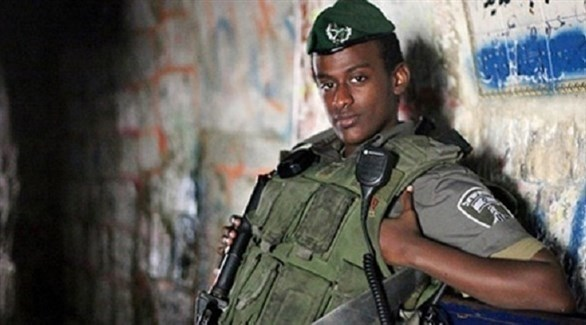الجندي الإسرائيلي من أصل إثيوبي أبراهام منغستو المحتجز بغزة (أرشيف)
