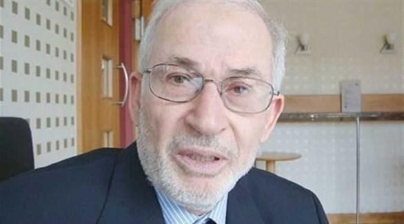 إبراهيم منير، مسؤول تنظيم الإخوان الإرهابي في أوروبا (أرشيفي)
